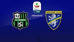 Sassuolo - Frosinone