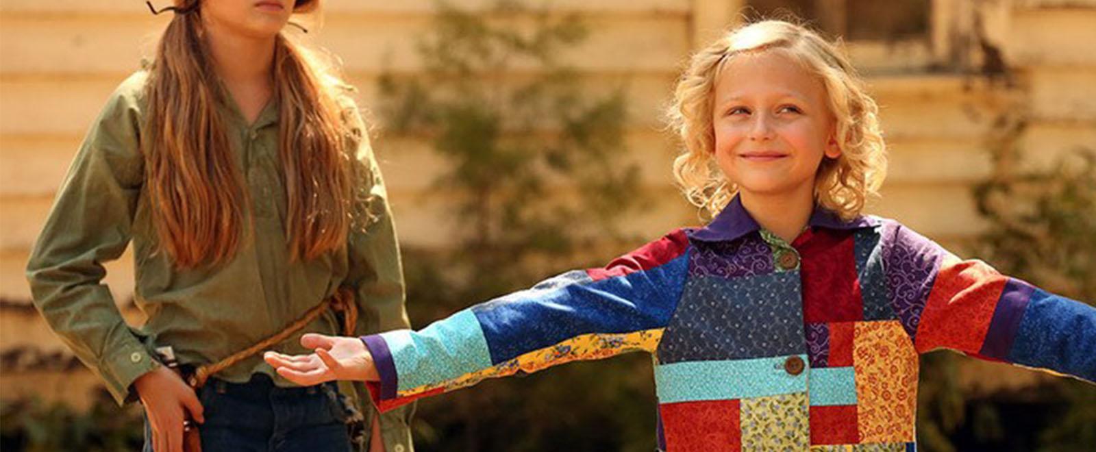 Risultati immagini per che ne pensate del film Un cappotto di mille colori?
