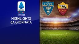 Lecce - Roma