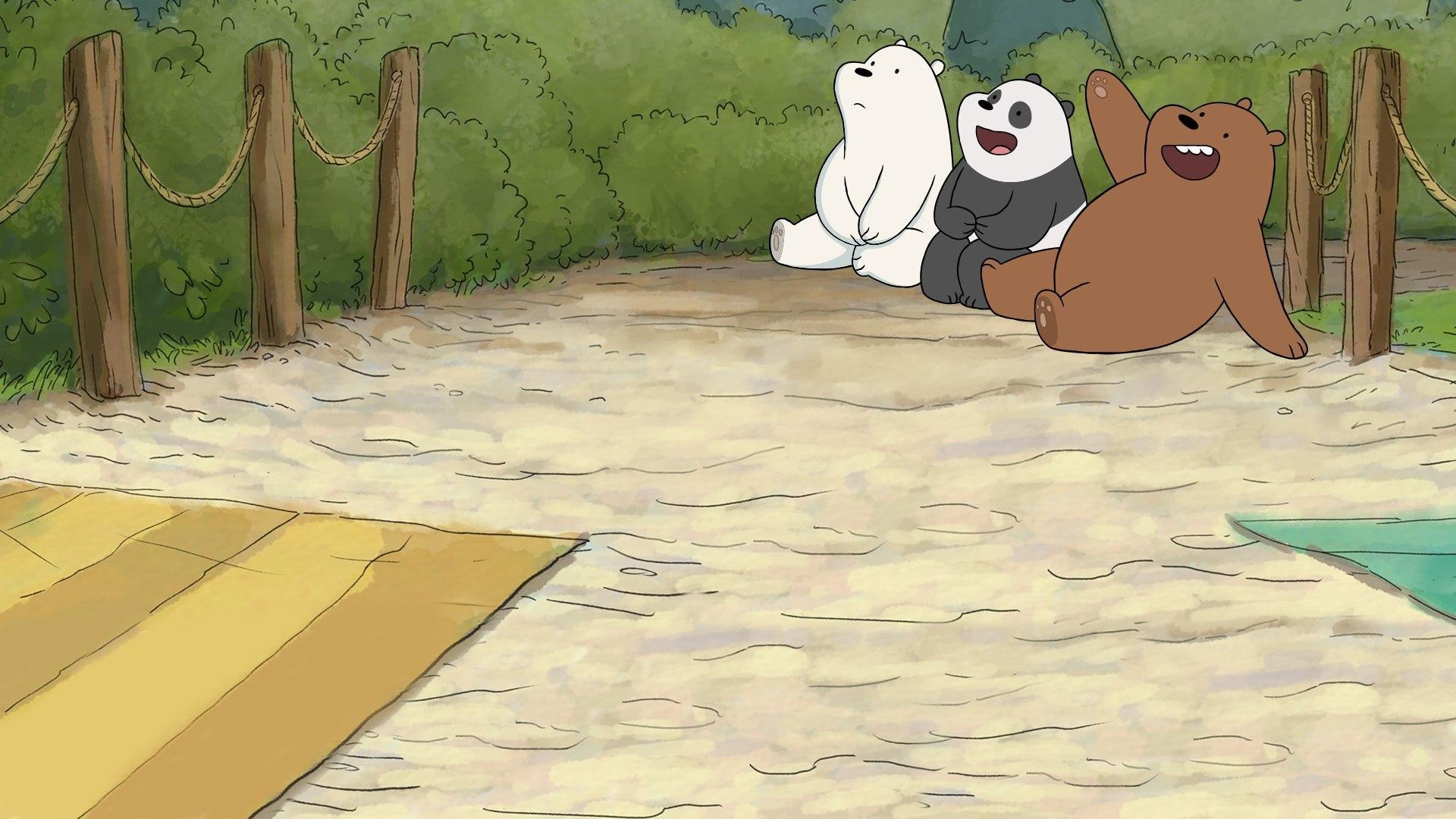 Cartoon +1 We Bare Bears