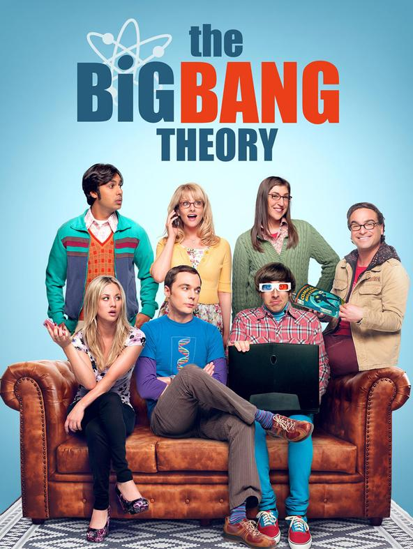Big bang theory - 1^ TV -  -  -  -  -  -  -