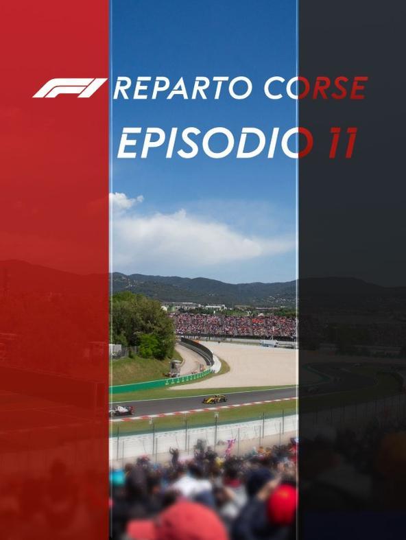 Reparto Corse F1