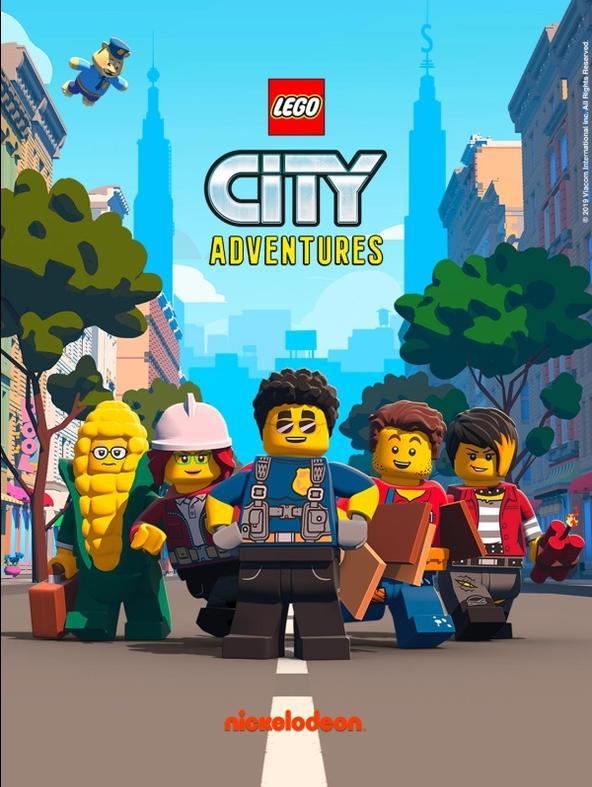 S1 Ep1 - Lego City Adventures