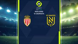 Monaco - Nantes