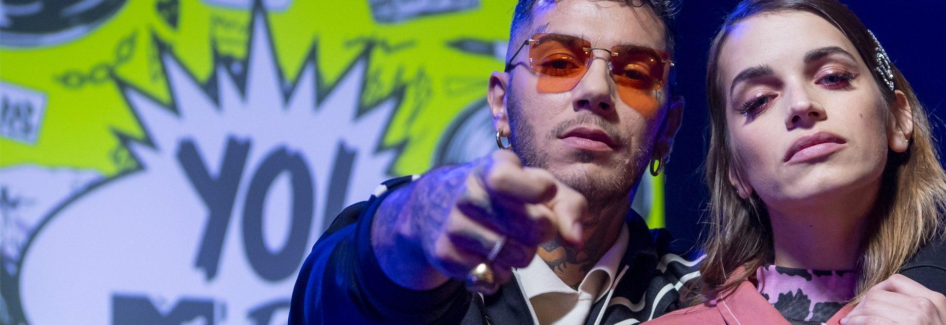 Yo! Mtv Raps - Le interviste