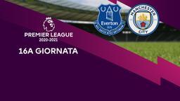 Everton - Manchester City. 16a g.