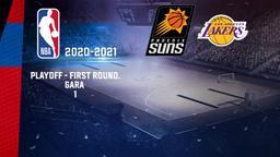 Phoenix - LA Lakers. Playoff - First Round. Gara 1