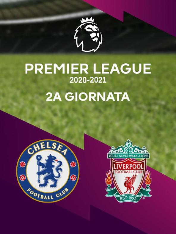 Chelsea - Liverpool. 2a g.