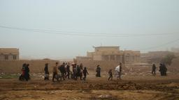 Nell'inferno siriano