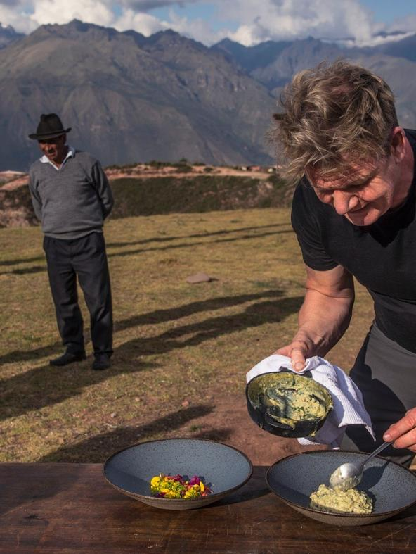 Gordon Ramsay: fuori menu' - 1^TV
