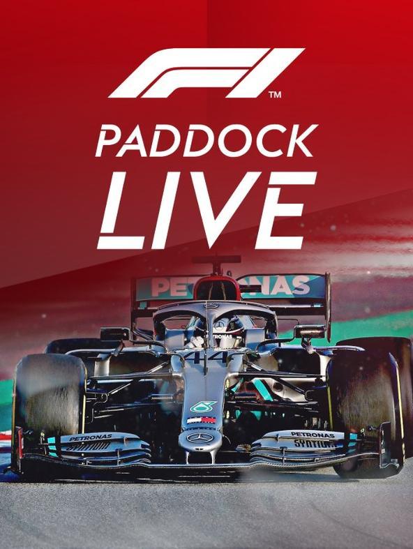 Paddock Live (diretta)