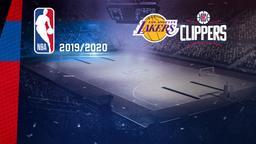LA Lakers - LA Clippers. Christmas Day