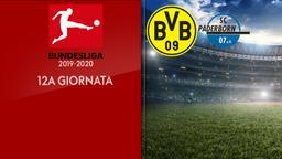Borussia D. - Paderborn. 12a g.