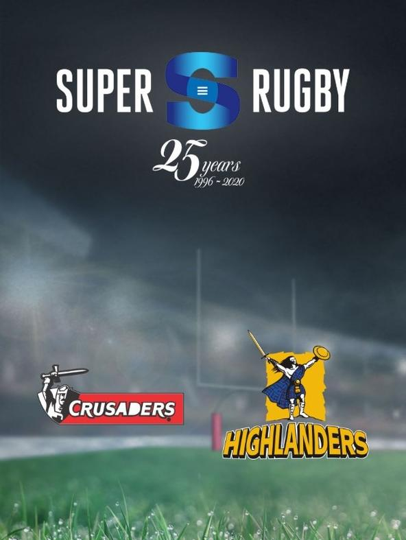 Rugby: Crusaders - Highlanders