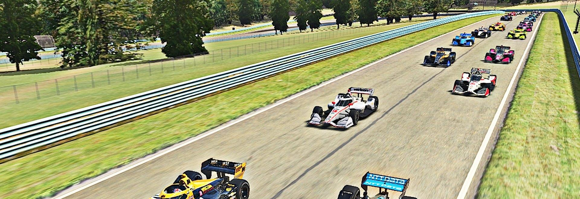 Circuit of the Americas. Gara 5