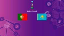 Portogallo - Kazakistan