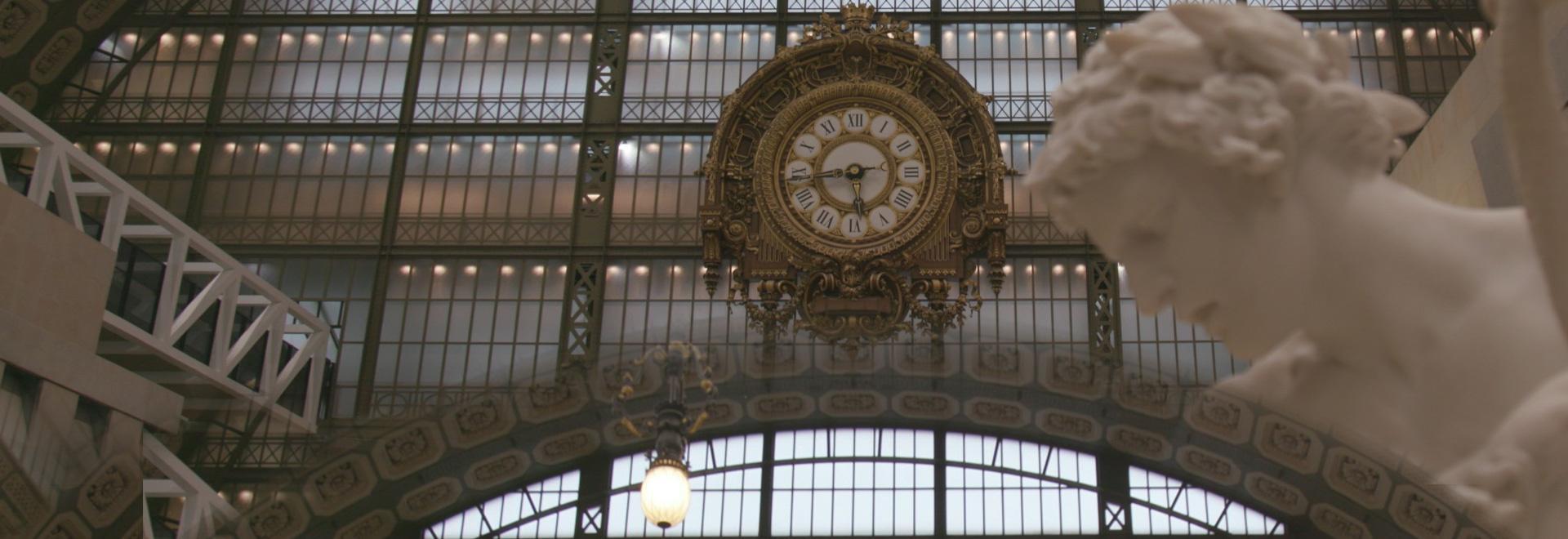 Il museo d'Orsay - Lo spettacolo dell'arte
