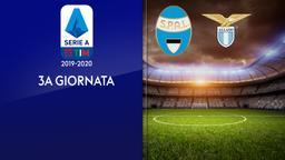 Spal - Lazio. 3a g.