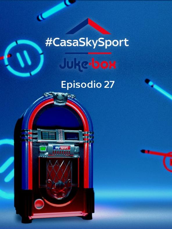 #CasaSkySport Jukebox