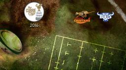 Cheetahs - Blue Bulls. Finale