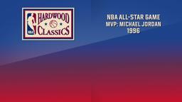 NBA All-Star Game MVP: Michael Jordan 1996
