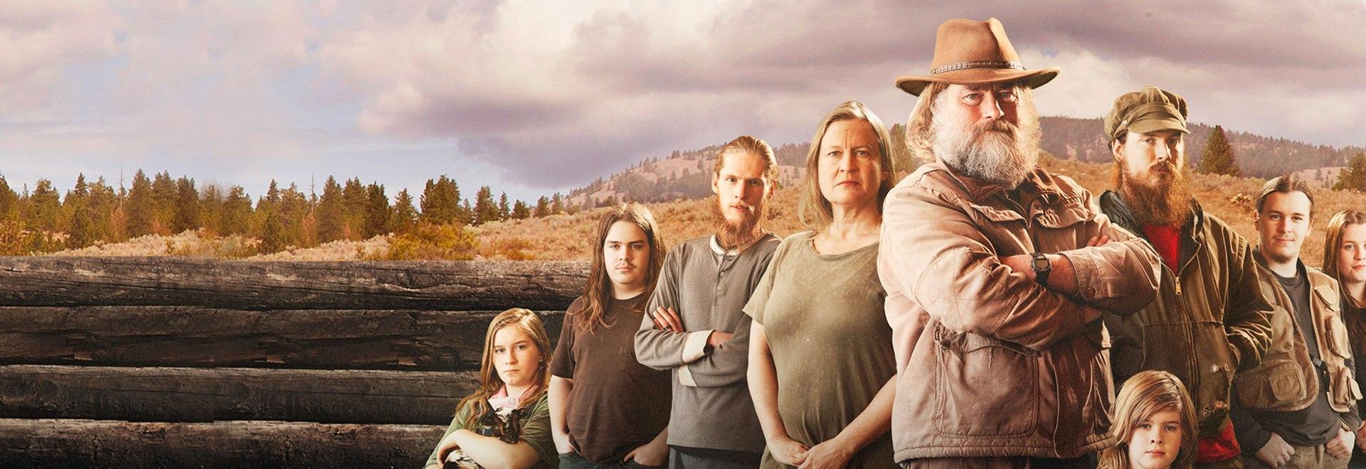 Una famiglia allo stato brado
