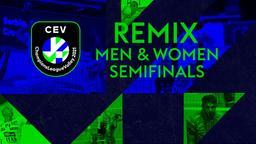 Men & Women Semifinals