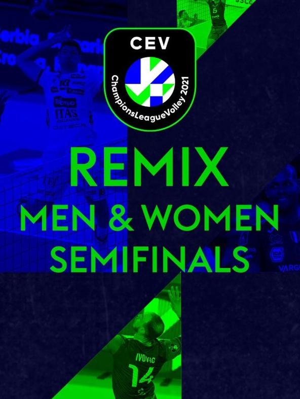 S2021 Ep3 - CEV Champions League Volley Remix