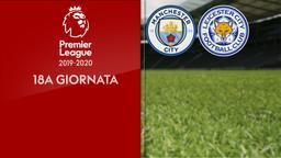 Man City - Leicester City. 18a g.