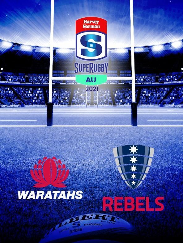 Waratahs - Rebels