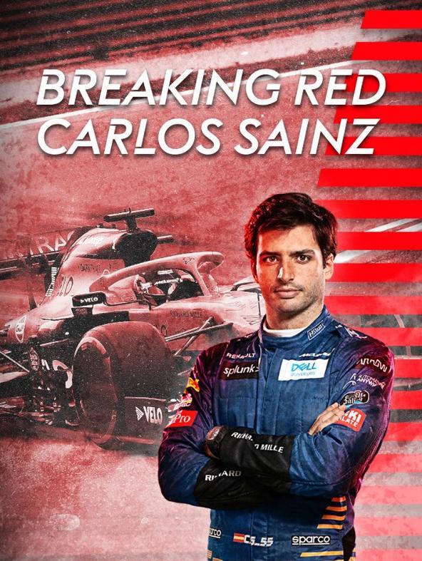 Breaking Red: Carlos Sainz