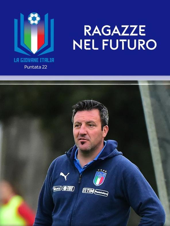 La giovane Italia: Ragazze nel futuro