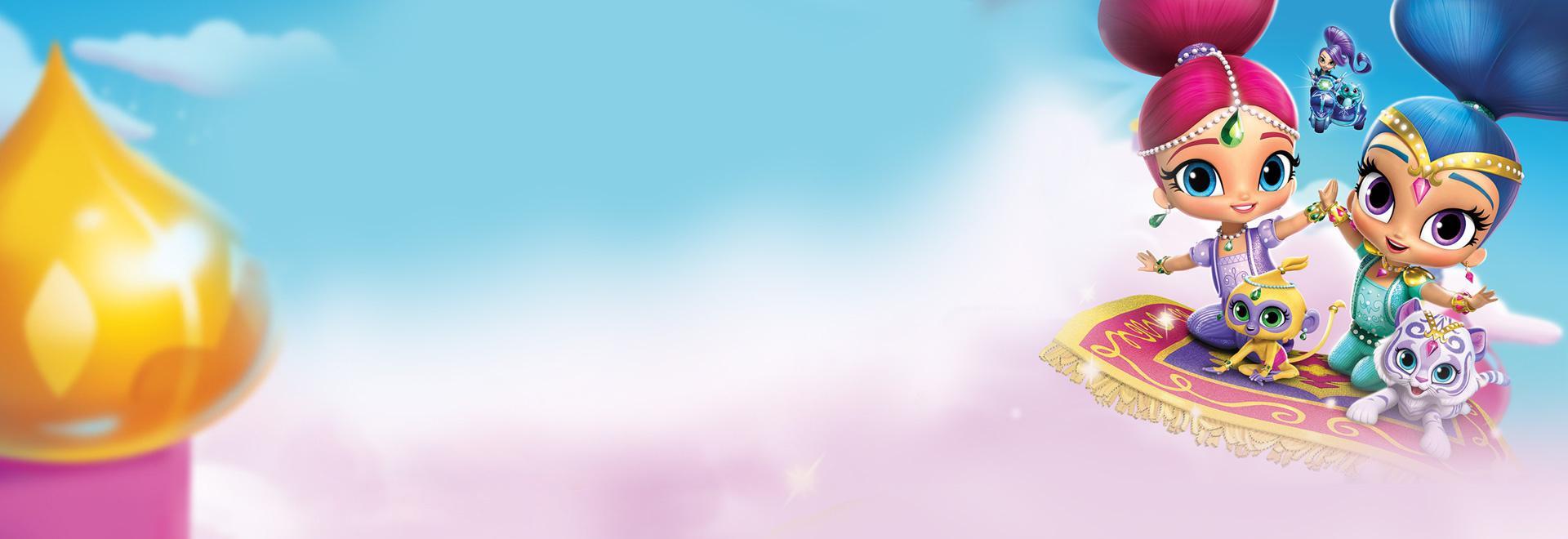 Un lampo-puledro per Shaya / Una consegna speciale