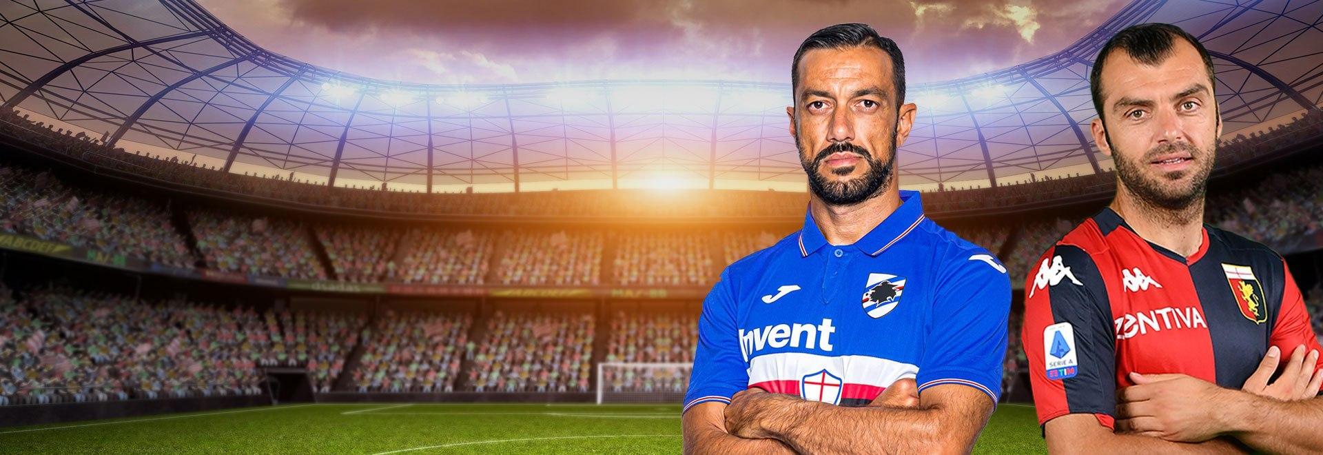 Sampdoria - Genoa. 35a g.