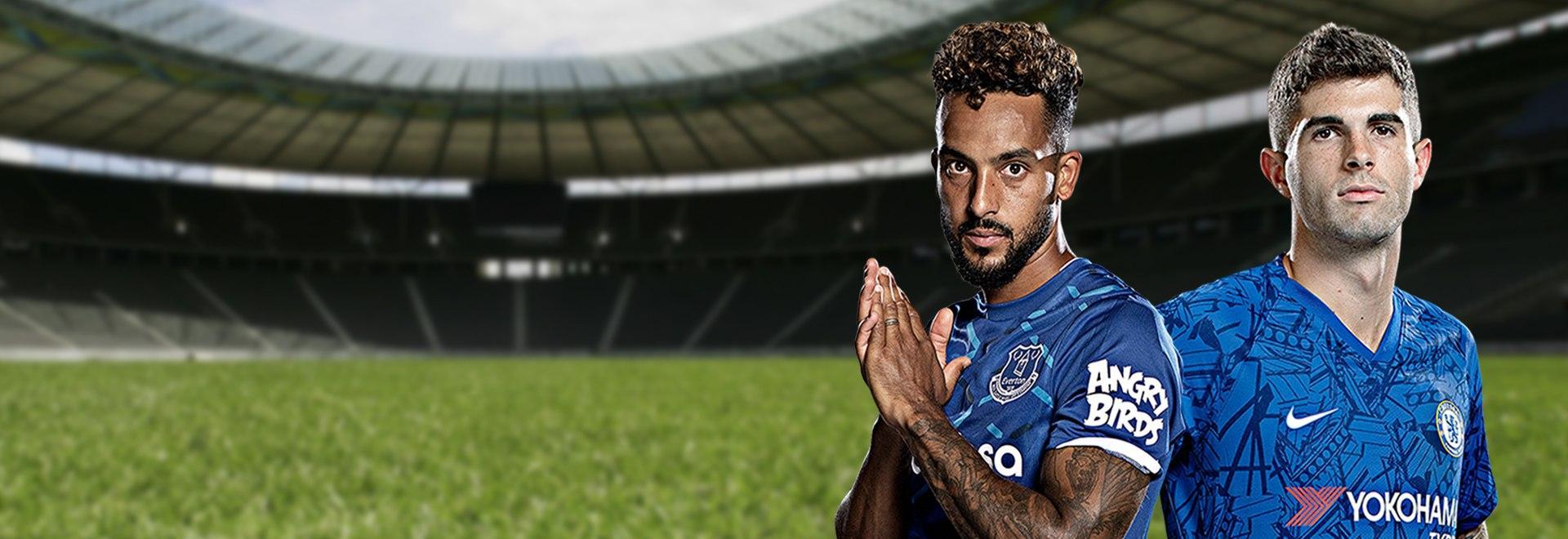 Everton - Chelsea. 16a g.
