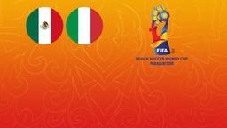 Messico - Italia