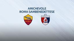 Roma - Sambenedettese