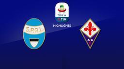 Spal - Fiorentina