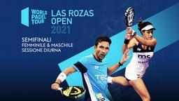 Las Rozas Open Semifinali F/M Sessione diurna