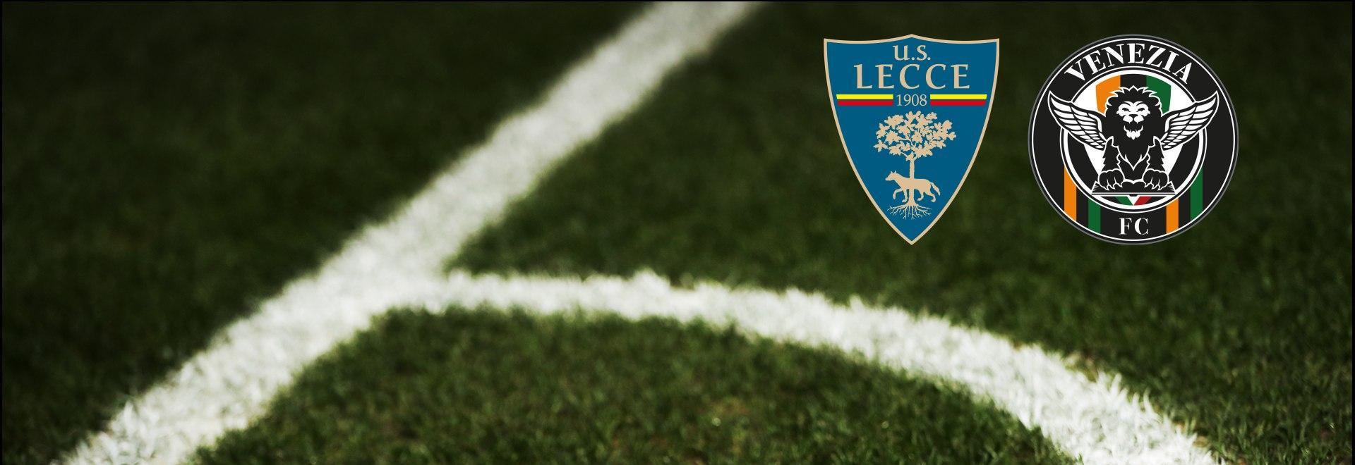 Lecce - Venezia. Playoff Semifinale Ritorno