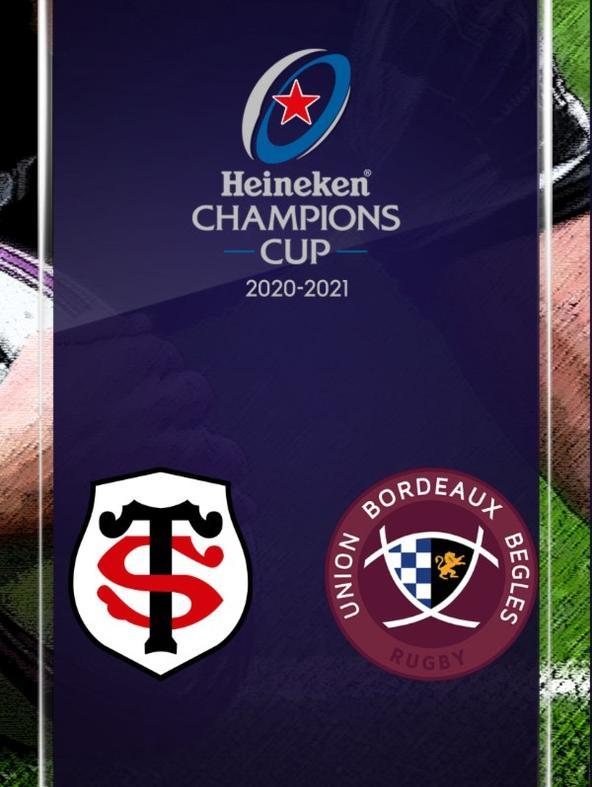 Tolosa - Bordeaux. Semifinale