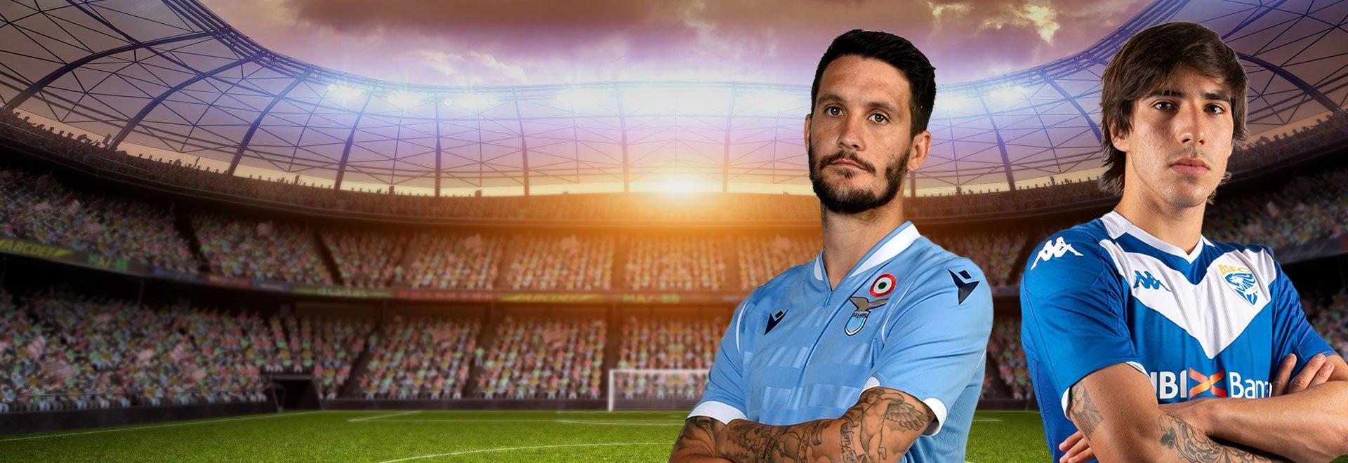 Lazio - Brescia. 37a g.