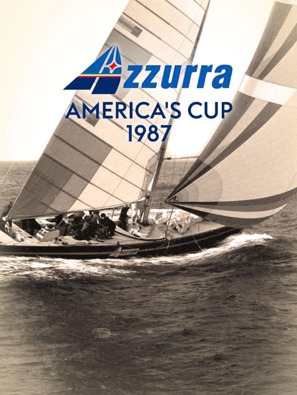 Azzurra - America's Cup 1987