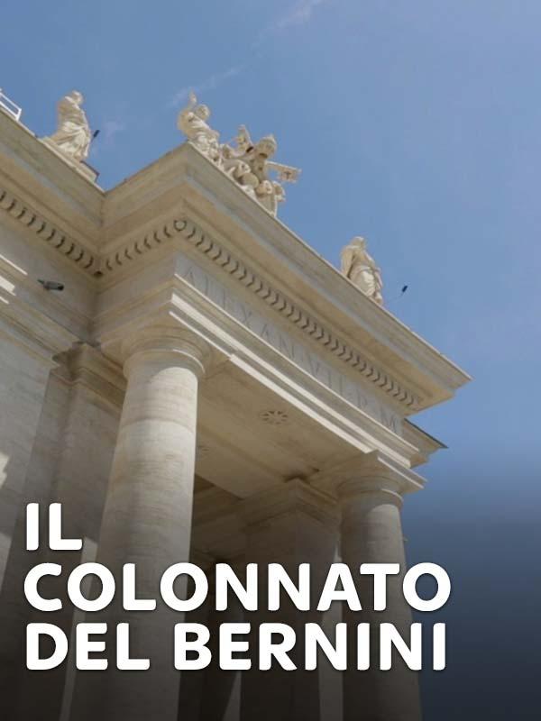 Il colonnato del Bernini