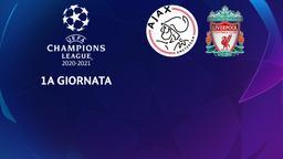 Ajax - Liverpool. 1a g.