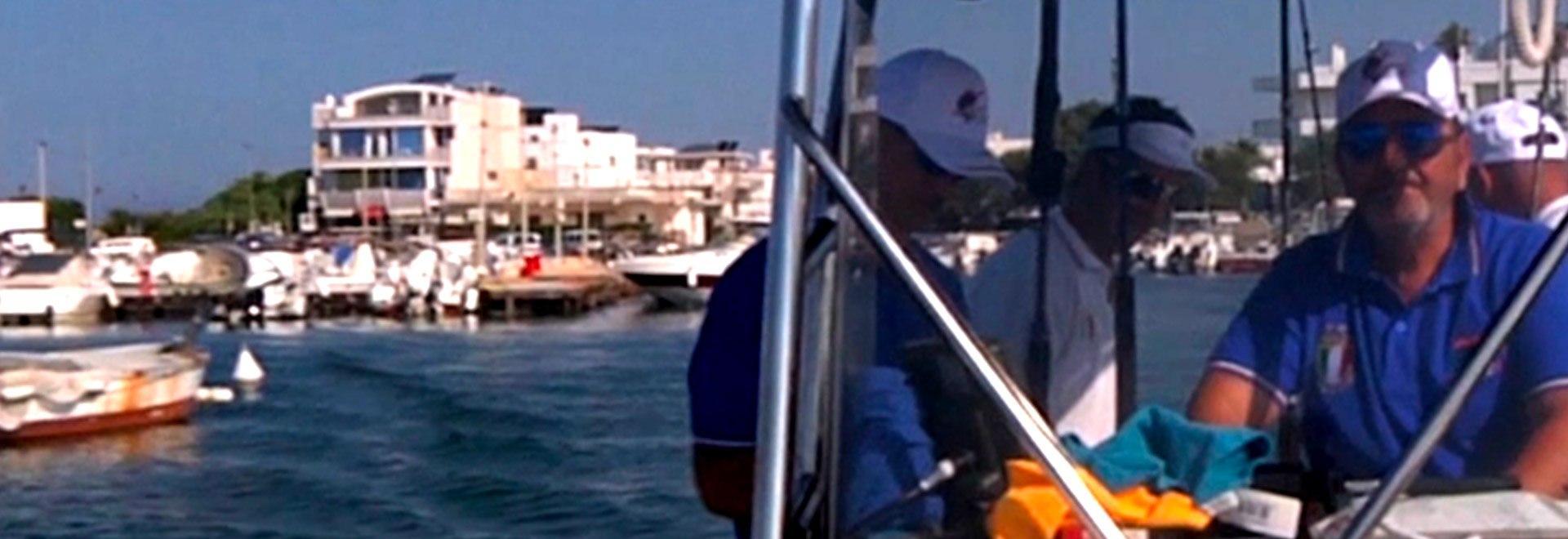 I tonni del Golfo di Salerno. 1a parte