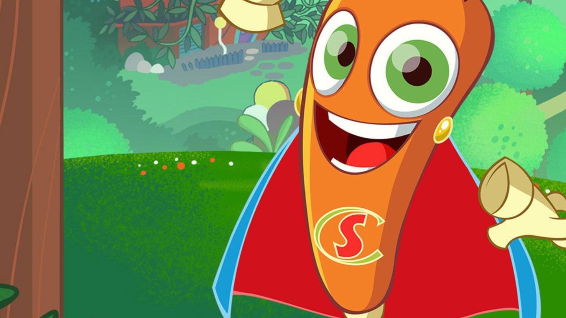 Nick Jr Carotina Super Bip