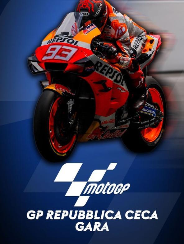 MotoGP Gara: GP Rep. Ceca     (diretta)
