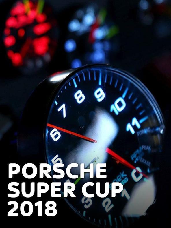 Automobilismo: Porsche Super Cup