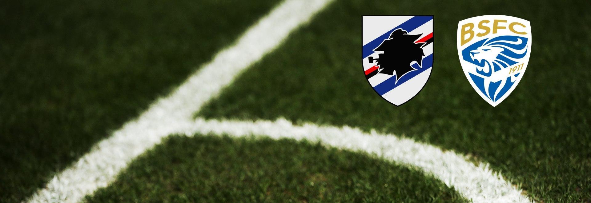 Sampdoria - Brescia. 19a g.